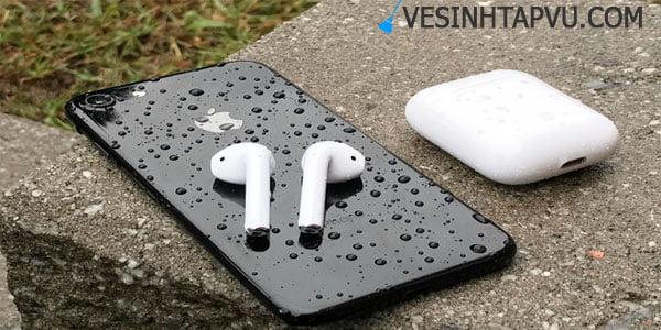 Hướng dẫn vệ sinh tai nghe Airpods hiệu quả