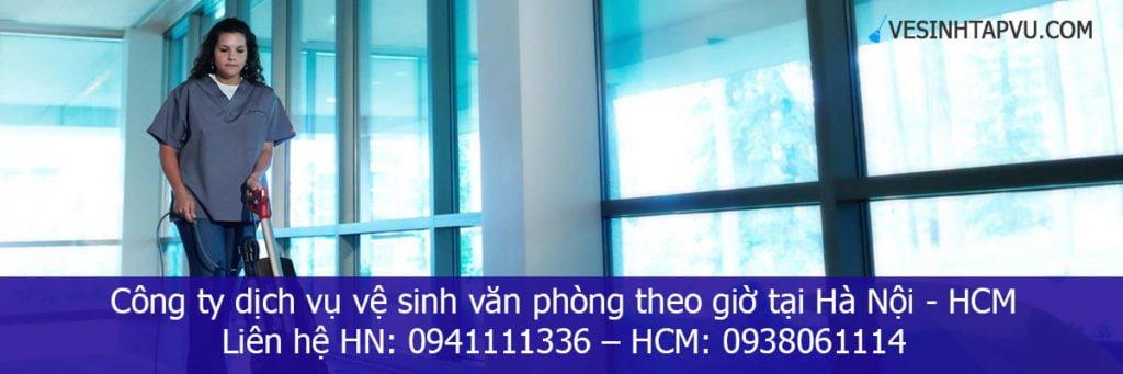 công ty cung cấp dịch vụ vệ sinh văn phòng quận Cầu Giấy