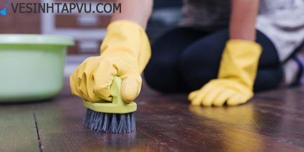 Những sai lầm khi vệ sinh nhà cửa