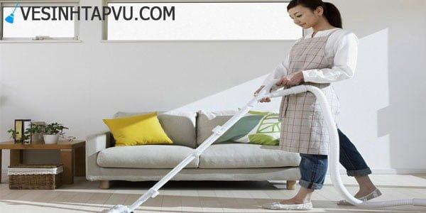 Những vật dụng không thể thiếu khi vệ sinh nhà cửa