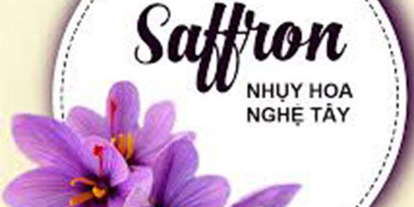 Tác dụng phụ cần lưu ý của Saffron – nhụy hoa nghệ tây