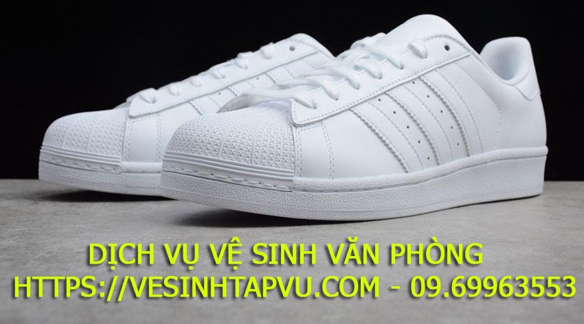 Cách giặt giày trắng siêu sạch tại nhà